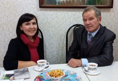 Айрат Суфиянов, Лилия Гыйбадуллина